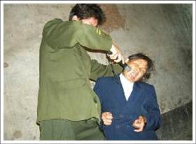 репрессии, Фалуньгун