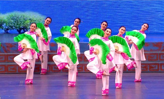 Шень Юнь,шоу, Китай, традиции, культура, танцы, музыка, Америка