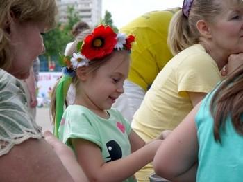 Фалуньгун, Фалунь Дафа, Москва, Россия, дети