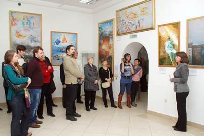выставка, Москва, Фалуньгун, Фалунь Дафа