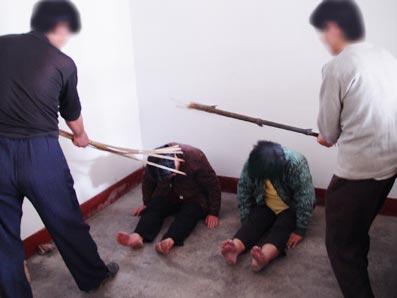 пытки, репрессии, Фалуньгун