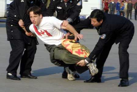 репрессии, Фалуньгун, Фалунь Дафа
