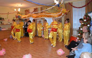 Фалуньгун, Фалунь Дафа, Россия