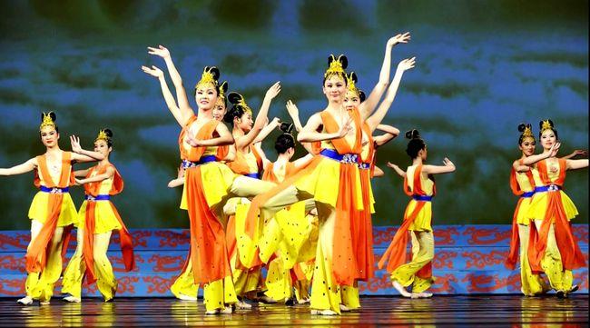 Шень Юнь, концерт, шоу, Китай, традиции